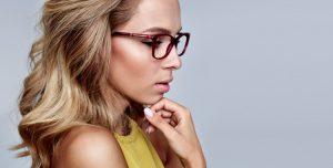Jak si vybrat perfektně padnoucí brýlové obroučky?