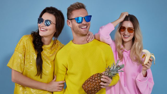 Sluneční brýle – kolekce jaro/léto 2018