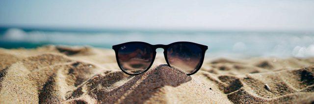 Sluneční dioptrické brýle Ray Ban