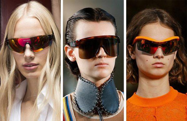 """Nový módní trend je tady – pořiďte si """"lyžařské"""" sluneční brýle!"""